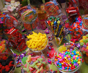 candy, colorful, and yum image