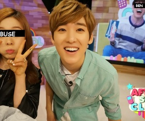 after school, u-kiss, and kevin woo image