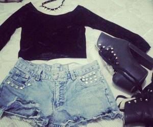 chicas, girls, and outfits image