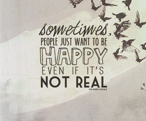 happy, quote, and divergent image