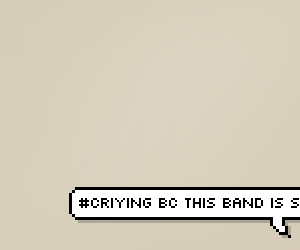 speech bubble and 5sos image