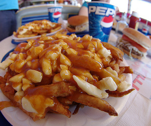 fastfood, Pepsi, and quebec image
