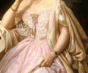 art, bracelet, and brocade image