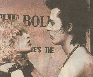 beautiful, Nancy Spungen, and sid and nancy image
