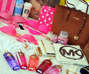 fashion, Michael Kors, and pink image