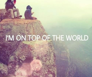 world, top, and imagine dragons image