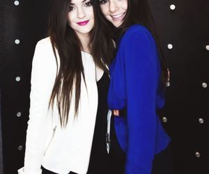 kendall jenner, kylie jenner, and you y me<3 image