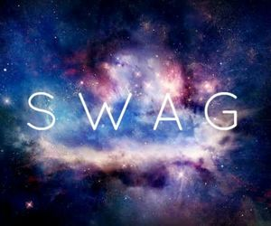 swag, galaxy, and hipster image