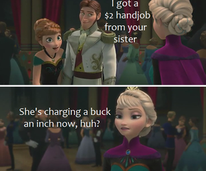 anna, dirty, and frozen image
