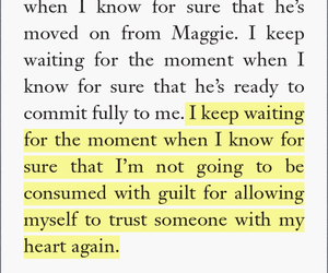 quote, maybe someday, and colleen hoover image
