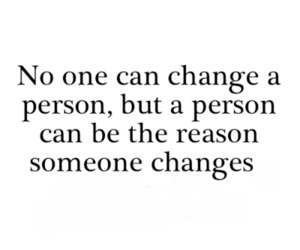 change, person, and reason image