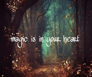 heart, picture, and magic image