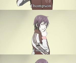 black butler, thompson, and Timber image