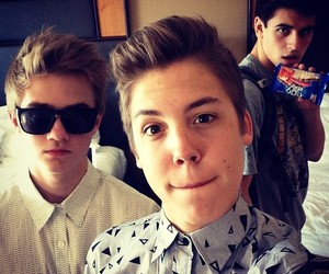 boys, Hot, and cameron dallas image