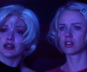 david lynch and mulholland drive image