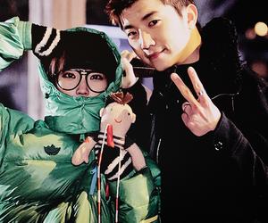 jason, Korean Drama, and kpop image