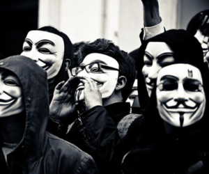 anonymous, photography, and swag image
