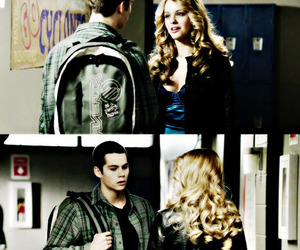 teen wolf, dylan o'brien, and twedit image