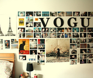 vogue, room, and paris image