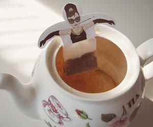 tea, audrey hepburn, and audrey image
