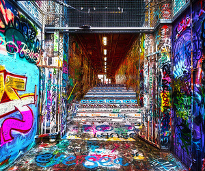graffiti and art image