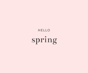 flowers, hello, and spring image