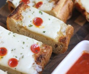 bread, cheese, and elegant image