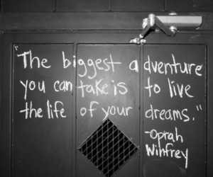 adventure, Dream, and life image