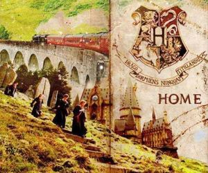 express, harry potter, and hermione image