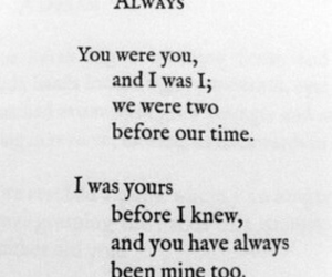 always, book, and couple image