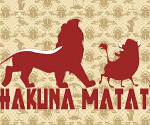 hakuna matata, disney, and no image
