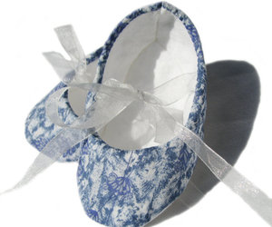 baby fashion, unique booties, and baby shower gift image