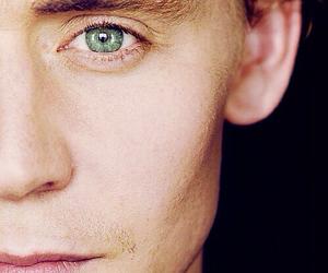 tom hiddleston, green, and loki image