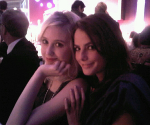 KAYA SCODELARIO and Lily Loveless image
