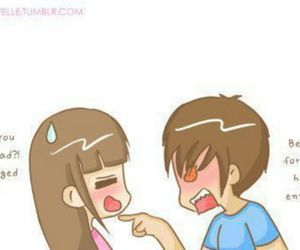 couple, sweet, and adoreable image