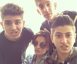 Layla, mikey fusco, and jason smith image
