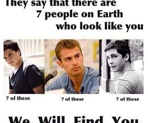 josh hutcherson, logan lerman, and theo james image