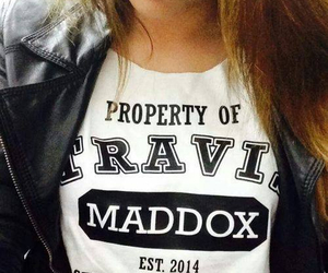travis maddox, beautiful disaster, and book image