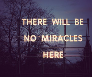 miracle, quote, and text image