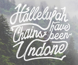 hallelujah and love image