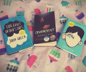books, john green, and literature image