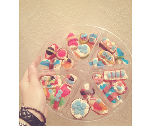 candy, desert, and miam image