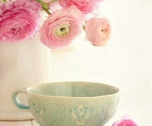 tea pretty pink serenity image