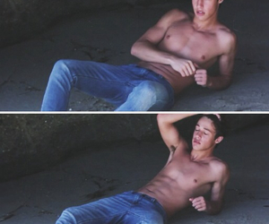 Hot, cameron dallas, and photo shoot image