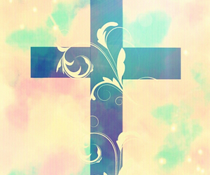 cross and wallpaper image