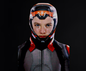 enders game, ender, and asa butterfield image