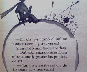 el principito, book, and frases image