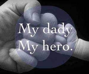 hero, dad, and dady image