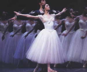 dance and giselle image
