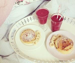breakfast, food, and cute image